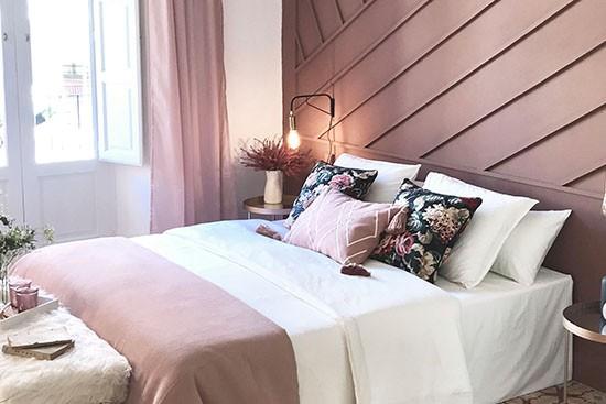 Ni2 studio de interiores met Cubiqz kartonnen bed