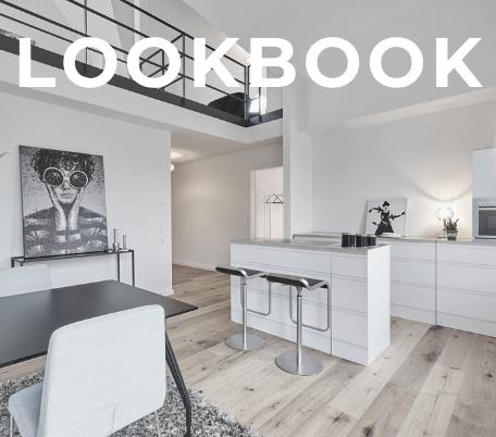 CUBIQZ kartonnen keukens en kartonnen meubelen voor Home Staging Lookbook
