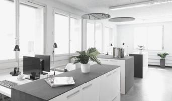 LOOKBOOK Cubiqz kartonnen meubelen voor leegstaande kantoorruimtes