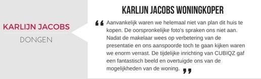 Testimonial Woningkoper Karlijn Jacobs